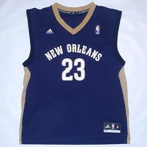 New Orleans Pelicans Davis Jersey size medium